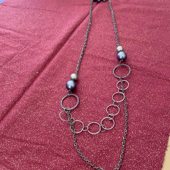 🆑3 for $10🆑Black long necklace